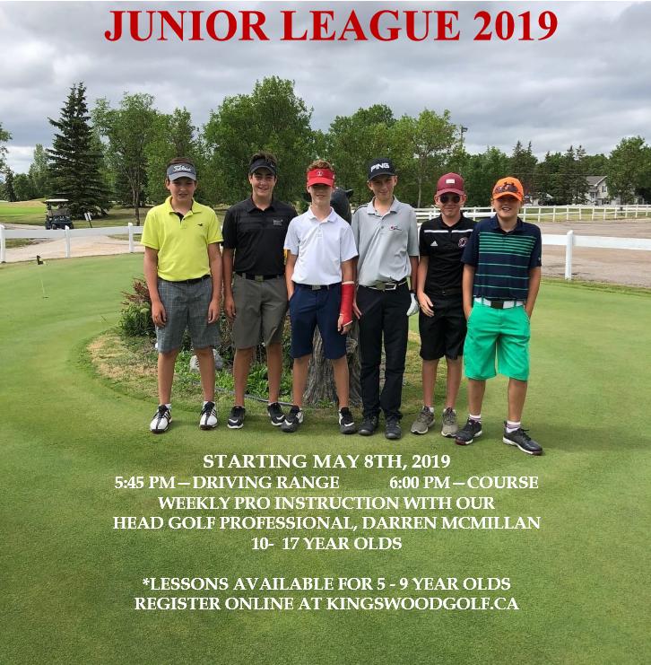 junior league 2019